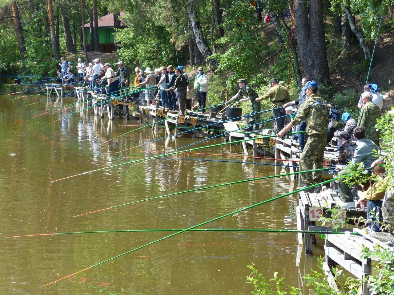 рыбалка в ачите